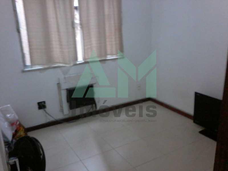 Quarto - Apartamento À Venda - Maracanã - Rio de Janeiro - RJ - 1035 - 10