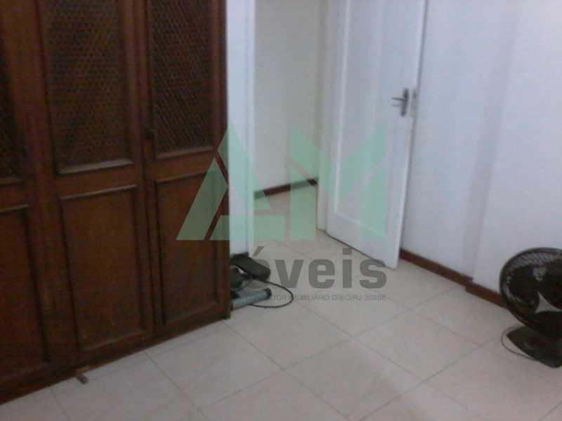Quarto - Apartamento À Venda - Maracanã - Rio de Janeiro - RJ - 1035 - 9