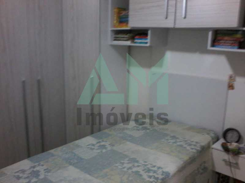 Quarto - Apartamento À Venda - Maracanã - Rio de Janeiro - RJ - 1035 - 13