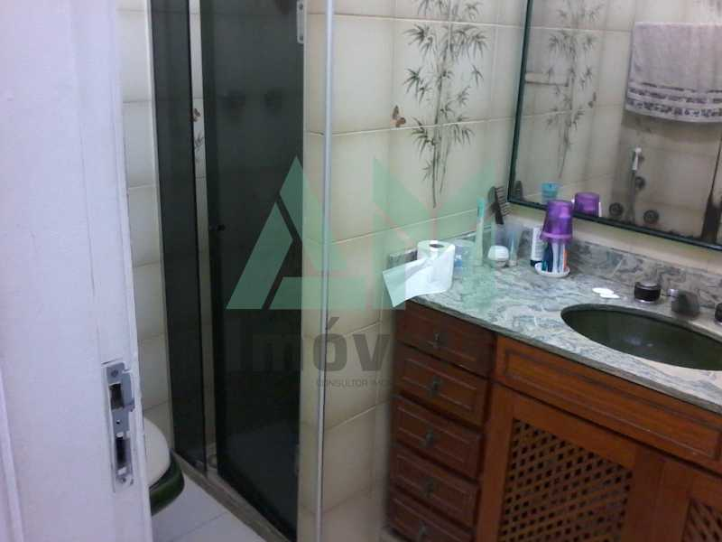 Banheiro Social - Apartamento À Venda - Maracanã - Rio de Janeiro - RJ - 1035 - 15