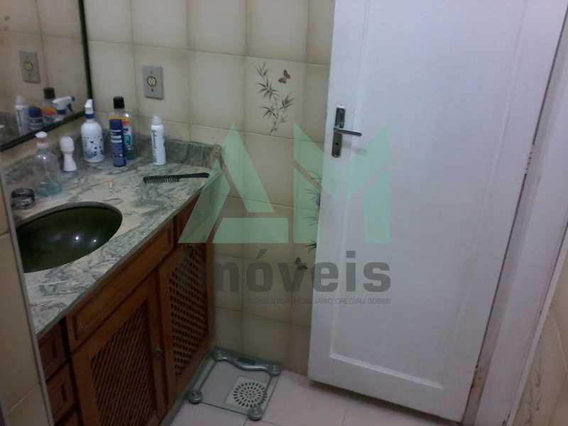 Banheiro Social - Apartamento À Venda - Maracanã - Rio de Janeiro - RJ - 1035 - 16