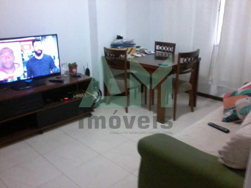 Sala - Apartamento À Venda - Maracanã - Rio de Janeiro - RJ - 1035 - 3