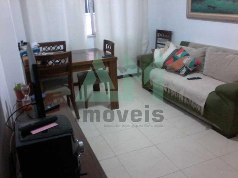 Sala - Apartamento À Venda - Maracanã - Rio de Janeiro - RJ - 1035 - 1