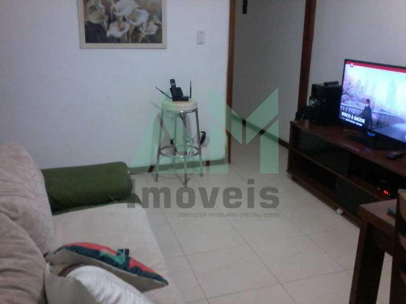 Sala - Apartamento À Venda - Maracanã - Rio de Janeiro - RJ - 1035 - 4