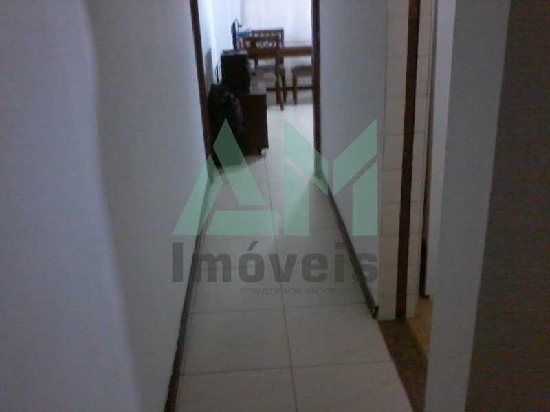 Circulação - Apartamento À Venda - Maracanã - Rio de Janeiro - RJ - 1035 - 14