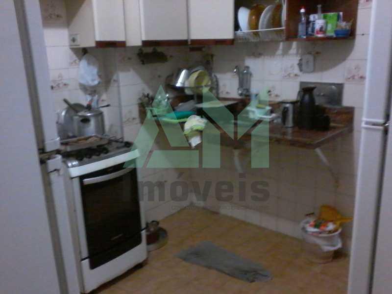 Cozinha - Apartamento À Venda - Maracanã - Rio de Janeiro - RJ - 1035 - 17