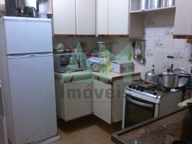 Cozinha  - Apartamento À Venda - Maracanã - Rio de Janeiro - RJ - 1035 - 18