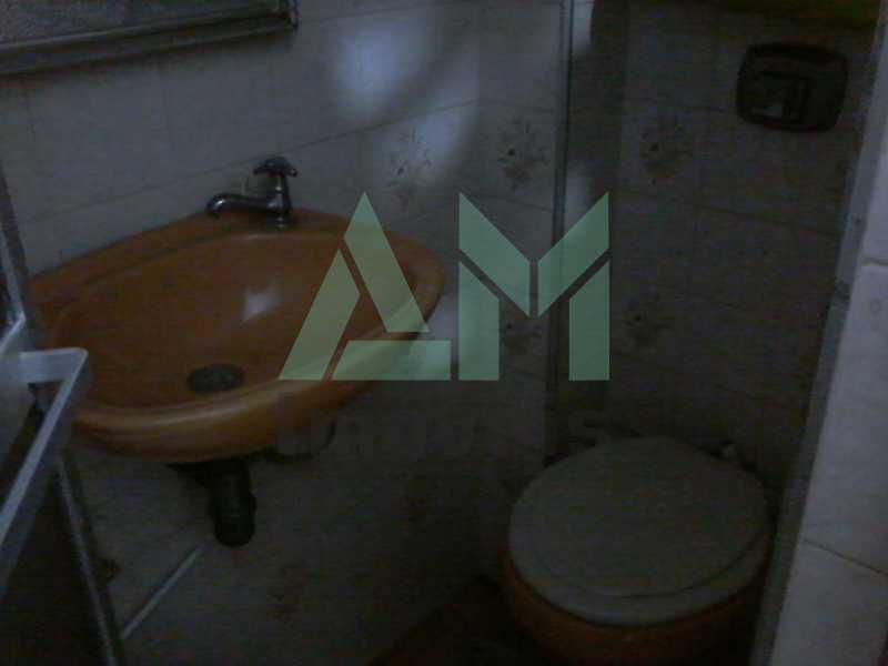 Banheiro de Serviço - Apartamento À Venda - Maracanã - Rio de Janeiro - RJ - 1035 - 21