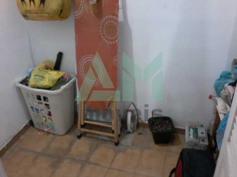 Dependência - Apartamento À Venda - Maracanã - Rio de Janeiro - RJ - 1035 - 20