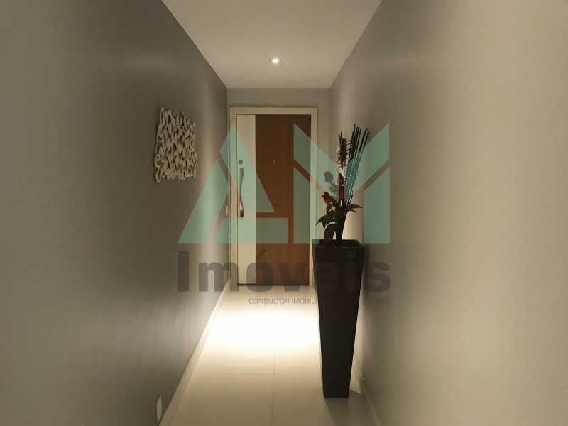 Hall - Apartamento À Venda - Tijuca - Rio de Janeiro - RJ - 1004 - 20