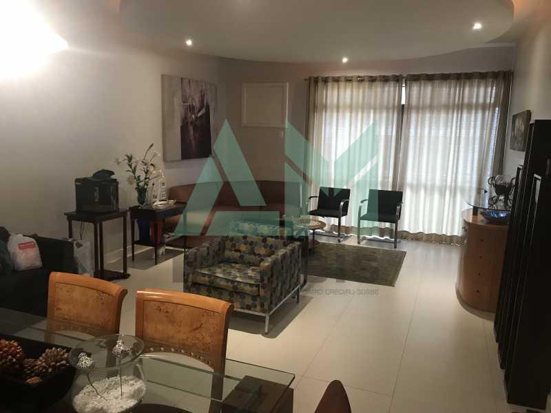 Sala - Apartamento À Venda - Tijuca - Rio de Janeiro - RJ - 1004 - 5