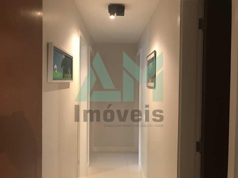 Circulação - Apartamento À Venda - Tijuca - Rio de Janeiro - RJ - 1004 - 8
