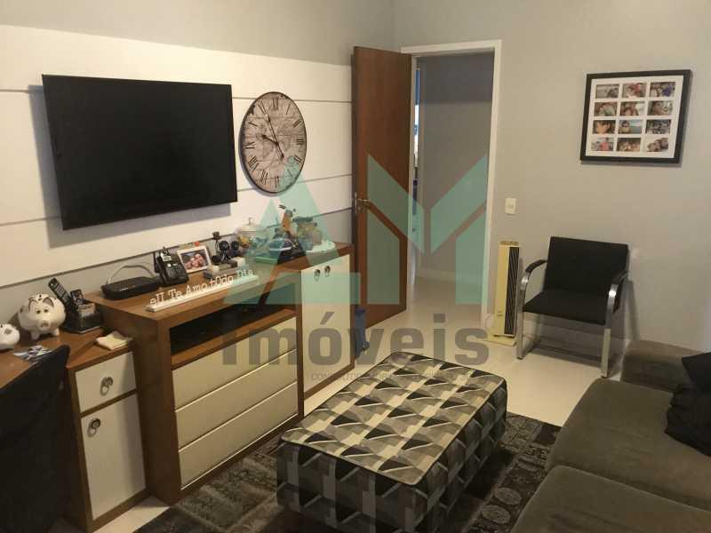 Quarto - Apartamento À Venda - Tijuca - Rio de Janeiro - RJ - 1004 - 10