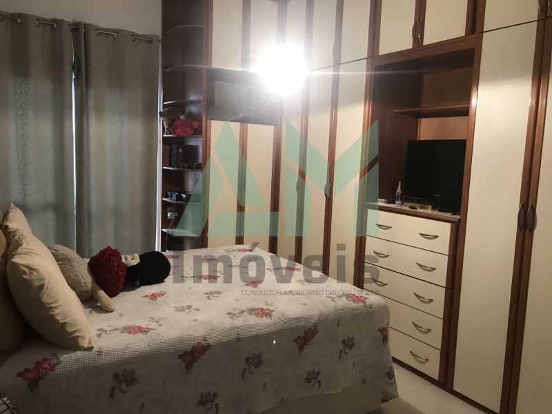 Quarto - Apartamento À Venda - Tijuca - Rio de Janeiro - RJ - 1004 - 11