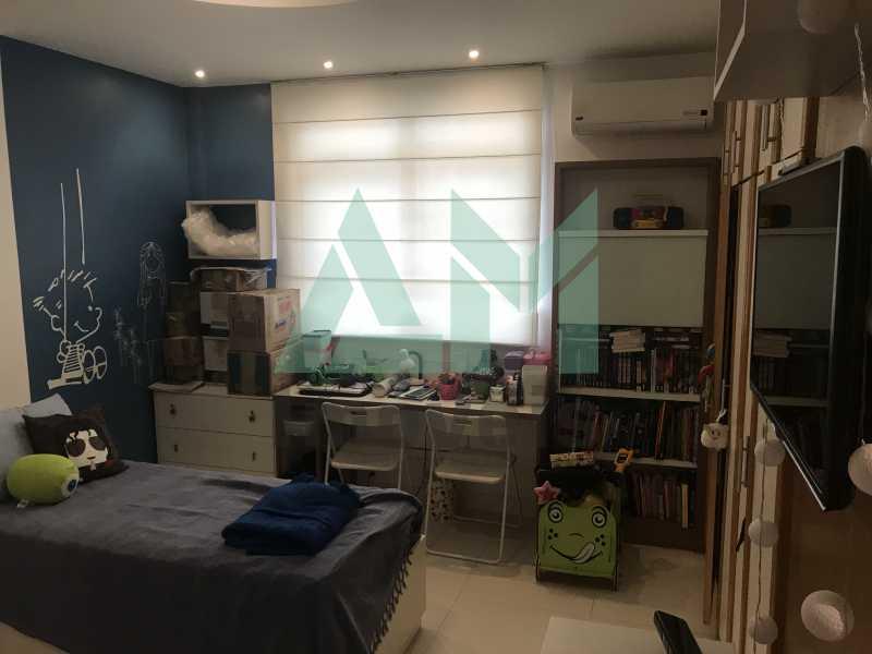Quarto - Apartamento À Venda - Tijuca - Rio de Janeiro - RJ - 1004 - 14