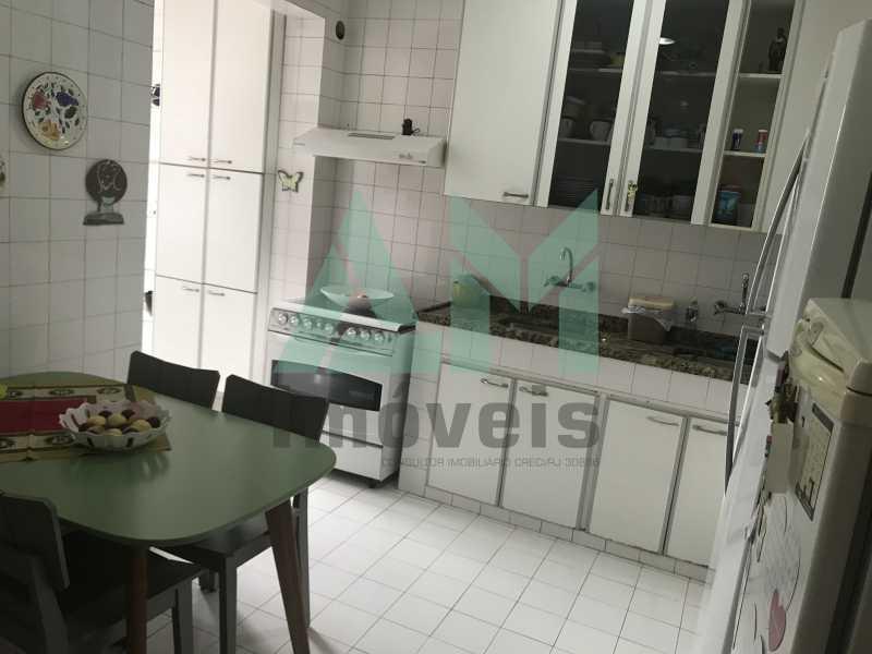 Copa cozinha - Apartamento À Venda - Tijuca - Rio de Janeiro - RJ - 1004 - 17