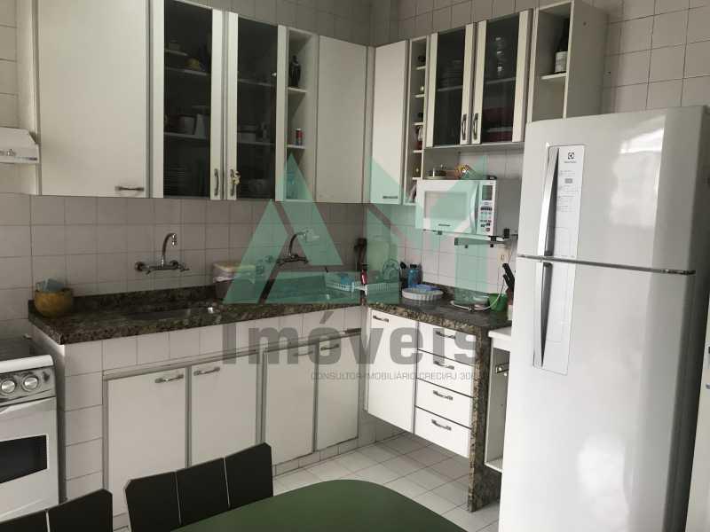 Copa cozinha - Apartamento À Venda - Tijuca - Rio de Janeiro - RJ - 1004 - 18