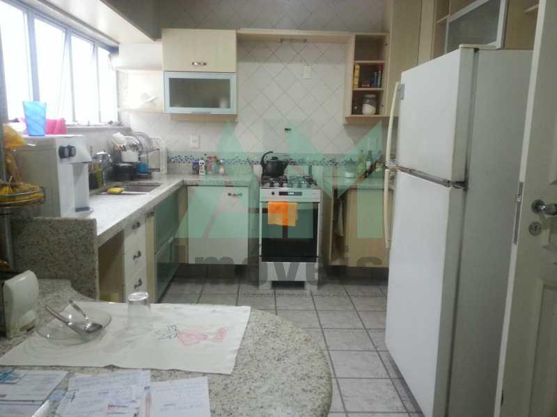 Copa-Cozinha - Apartamento À Venda - Tijuca - Rio de Janeiro - RJ - 1047 - 21