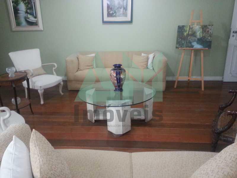 Sala - Apartamento À Venda - Tijuca - Rio de Janeiro - RJ - 1047 - 4