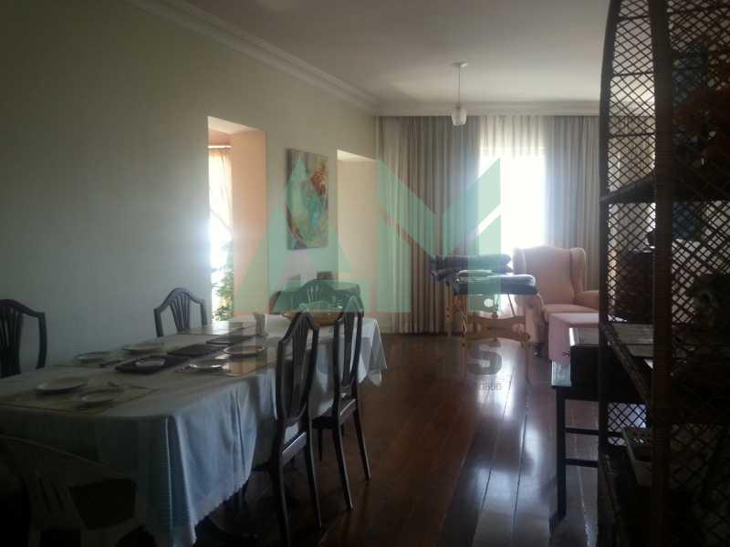 Sala - Apartamento À Venda - Tijuca - Rio de Janeiro - RJ - 1047 - 5