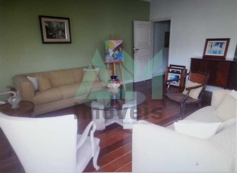 Sala - Apartamento À Venda - Tijuca - Rio de Janeiro - RJ - 1047 - 3