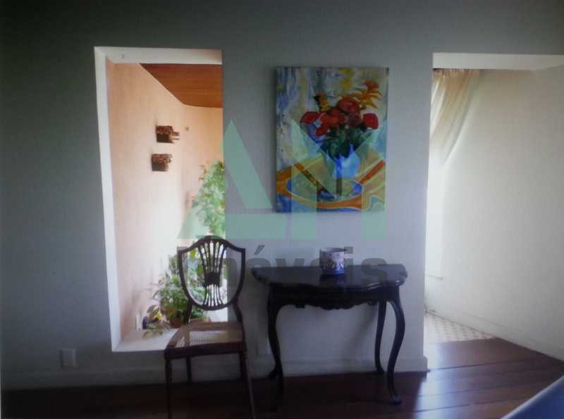 Sala - Apartamento À Venda - Tijuca - Rio de Janeiro - RJ - 1047 - 6