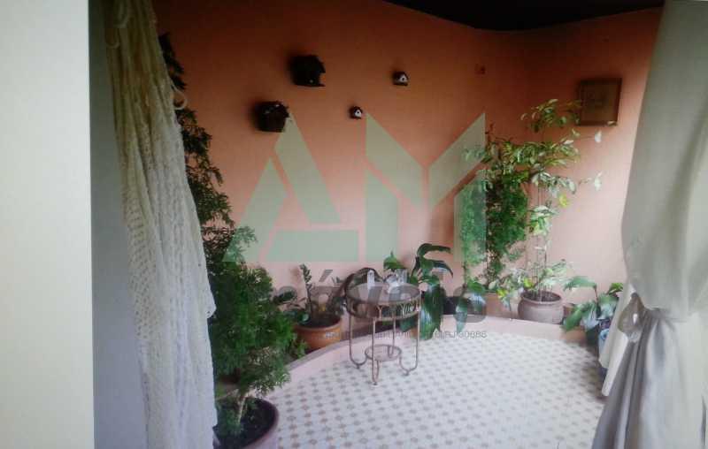Varanda - Apartamento À Venda - Tijuca - Rio de Janeiro - RJ - 1047 - 1