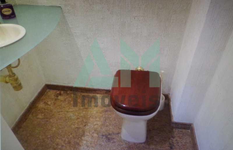 Lavabo - Apartamento À Venda - Tijuca - Rio de Janeiro - RJ - 1047 - 16