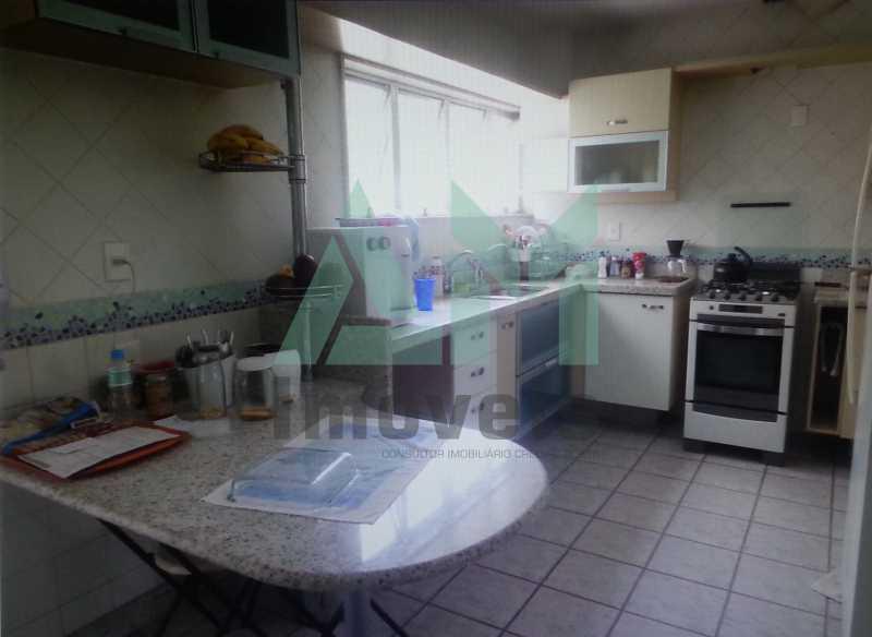Copa-Cozinha - Apartamento À Venda - Tijuca - Rio de Janeiro - RJ - 1047 - 23