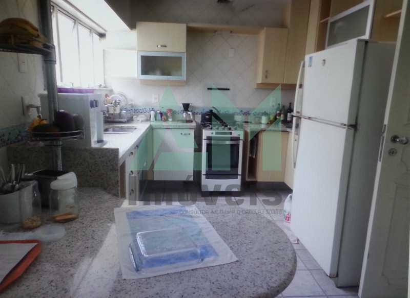 Copa-Cozinha - Apartamento À Venda - Tijuca - Rio de Janeiro - RJ - 1047 - 22