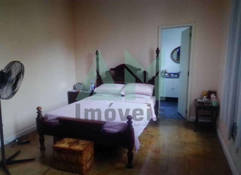 Quarto - Apartamento À Venda - Tijuca - Rio de Janeiro - RJ - 1047 - 9