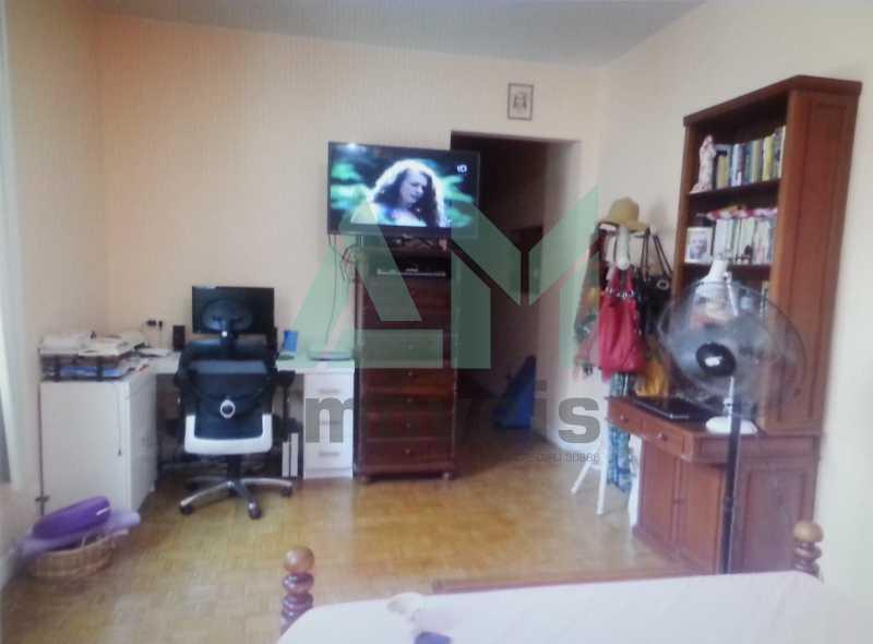Quarto - Apartamento À Venda - Tijuca - Rio de Janeiro - RJ - 1047 - 10