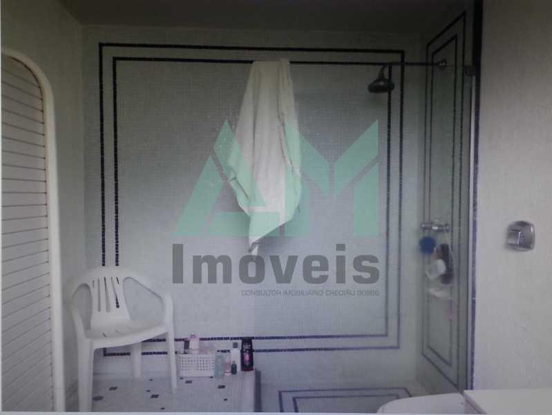 Banheiro Suíte - Apartamento À Venda - Tijuca - Rio de Janeiro - RJ - 1047 - 20