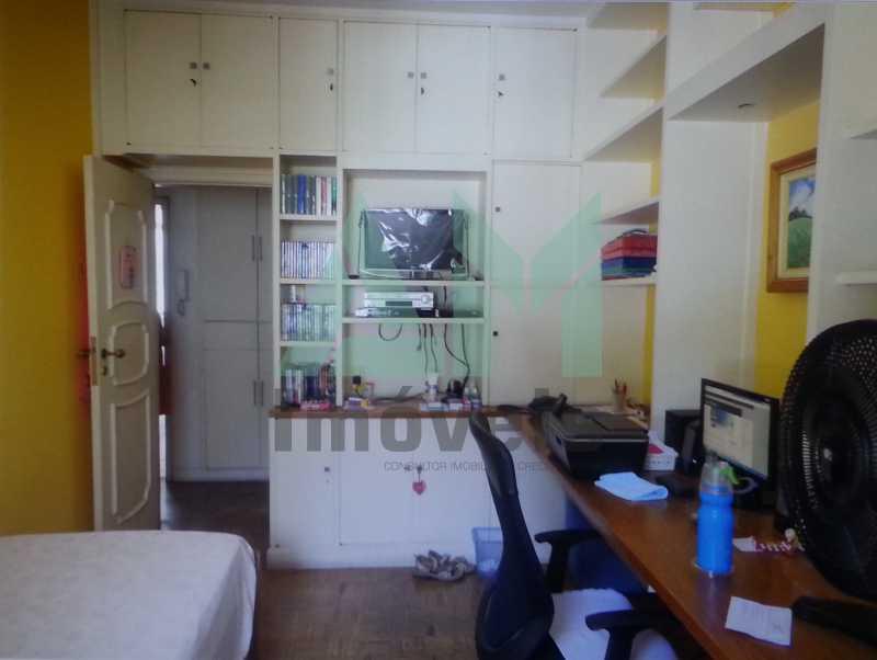 Quarto - Apartamento À Venda - Tijuca - Rio de Janeiro - RJ - 1047 - 12