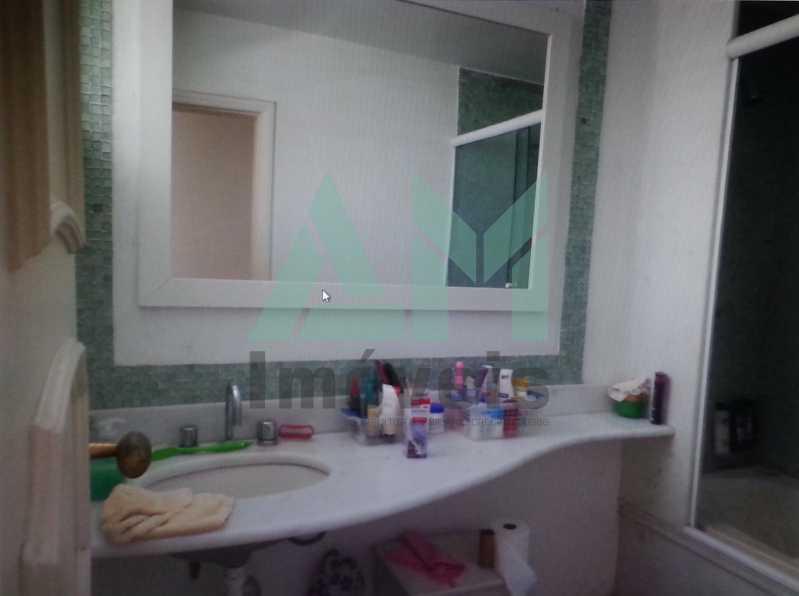Banheiro Social - Apartamento À Venda - Tijuca - Rio de Janeiro - RJ - 1047 - 17