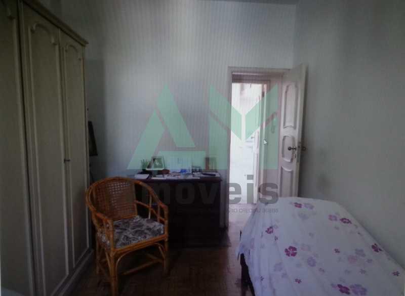 Quarto - Apartamento À Venda - Tijuca - Rio de Janeiro - RJ - 1047 - 13