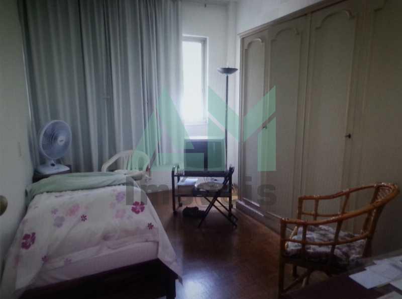 Quarto - Apartamento À Venda - Tijuca - Rio de Janeiro - RJ - 1047 - 15