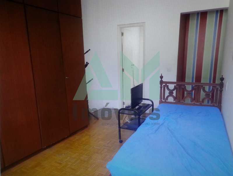 Quarto - Apartamento À Venda - Tijuca - Rio de Janeiro - RJ - 1047 - 14