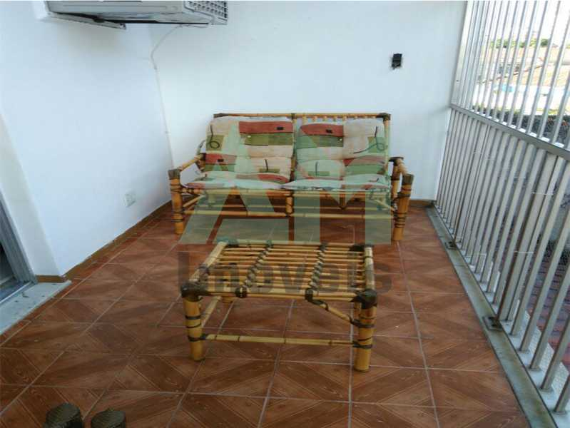 Varanda - Apartamento À Venda - Méier - Rio de Janeiro - RJ - 1056 - 21