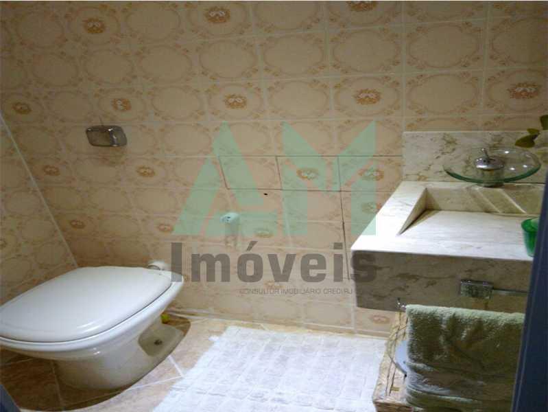 Lavabo - Apartamento À Venda - Méier - Rio de Janeiro - RJ - 1056 - 13