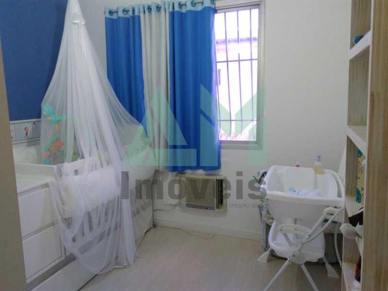Quarto - Apartamento À Venda - Méier - Rio de Janeiro - RJ - 1056 - 5