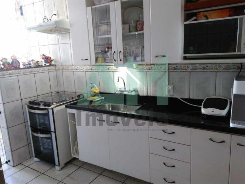 Cozinha - Apartamento À Venda - Méier - Rio de Janeiro - RJ - 1056 - 16