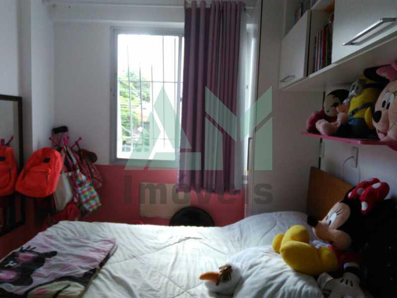Quarto - Apartamento À Venda - Méier - Rio de Janeiro - RJ - 1056 - 7