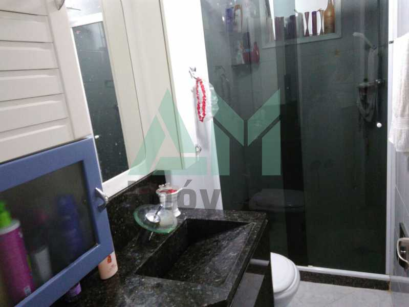 Banheiro Social - Apartamento À Venda - Méier - Rio de Janeiro - RJ - 1056 - 14