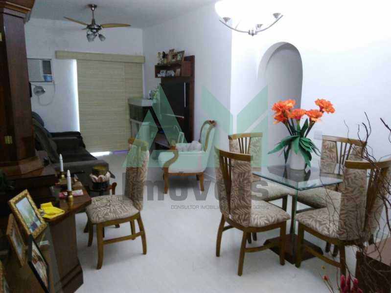 Sala - Apartamento À Venda - Méier - Rio de Janeiro - RJ - 1056 - 3
