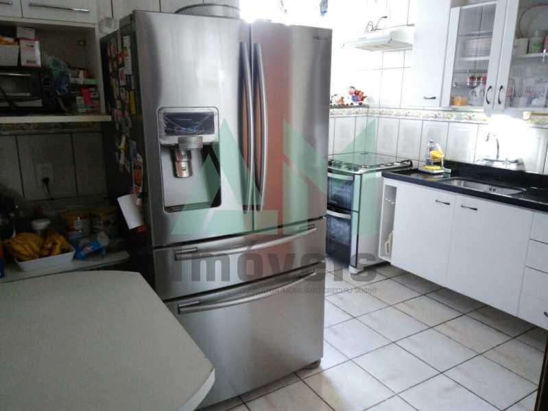 Cozinha - Apartamento À Venda - Méier - Rio de Janeiro - RJ - 1056 - 17