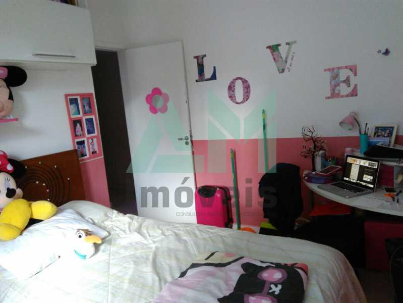Quarto - Apartamento À Venda - Méier - Rio de Janeiro - RJ - 1056 - 11