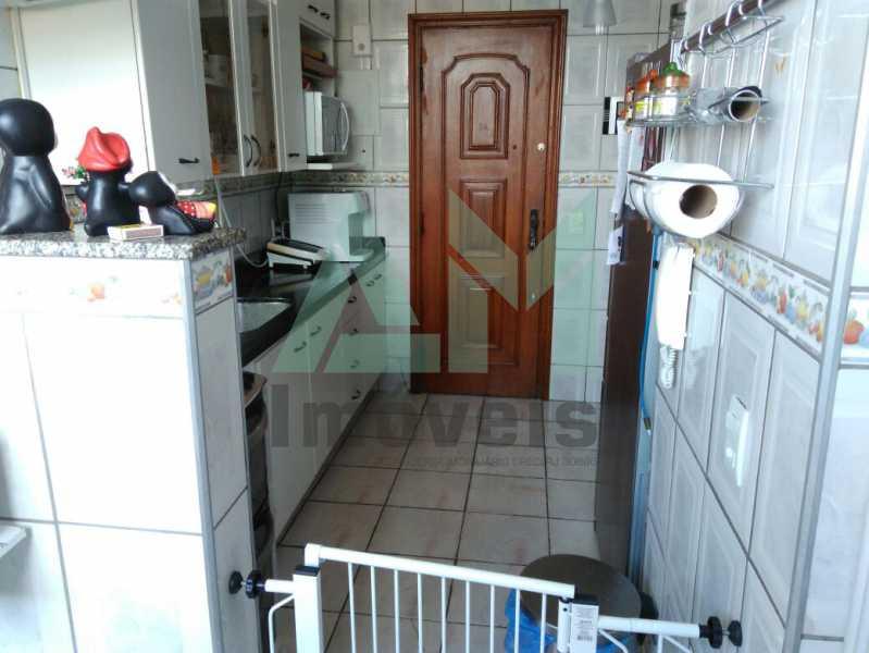 Cozinha - Apartamento À Venda - Méier - Rio de Janeiro - RJ - 1056 - 18