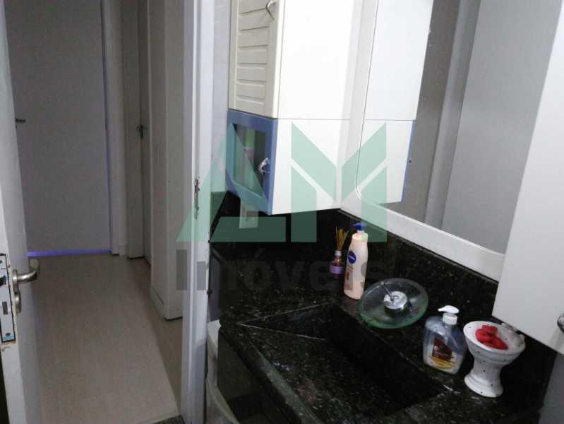 Banheiro Social - Apartamento À Venda - Méier - Rio de Janeiro - RJ - 1056 - 15