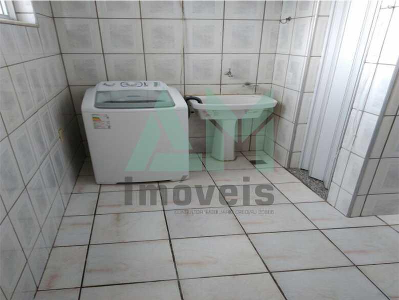 Área de Serviço - Apartamento À Venda - Méier - Rio de Janeiro - RJ - 1056 - 20